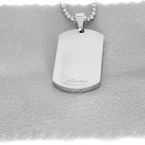 316L Stainless Steel DOGTAG